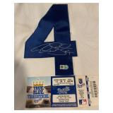 Kansas City Royals Alex Gordon Autograph Jersey for sale at Auction