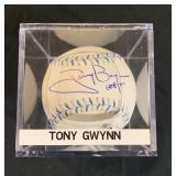 Tony Gwynn Autograph