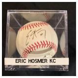 Eric Hosmer - KC Royals Autographed Baseball