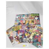 Old Comic Books