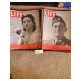 Old Life Magazines