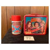 Vintage Dukes of Hazzard Lunch Box