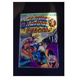 Captain America & The Falcon Comic Book No. 175