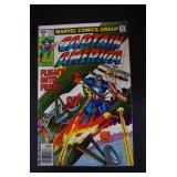 Captain America Vol. 1 No. 236 Comic Book