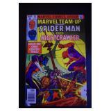 Spiderman & Nighcrawler Comic Book Vol. 1 No. 89