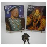 Henry VIII & Queen Elizabeth I Paper Dolls