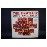 The Beatles Long Tall Sally LP Album
