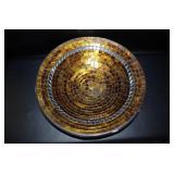 Glass Mosaic Bowl