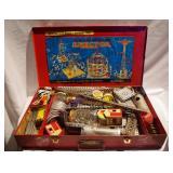 Vintage Erector Toy Set Circa 1948