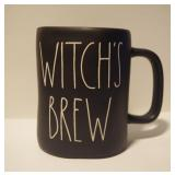 "New Rae Dunn Pottery ""Witch"