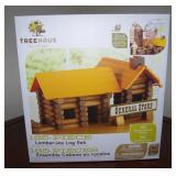 LumberJax Log Set