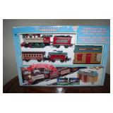 Dickensville Christmas Train Set