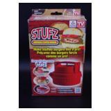 Stufz American Stuffed Hamburger