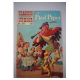 The Pied Piper Classic Junior Comic No. 504