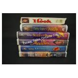 Classic Walt Disney Collectable VHS Movies