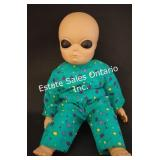 Rare BLix Alien Baby Doll by Don Post Studios