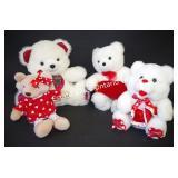Stuffed Teddy Bear Collection