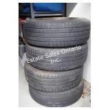 Michelin Arcti Alpine Winter Tires P215/70 R 15 97