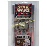 Chancelier Valorum-HASBRO Star Wars Episode 1-1998 b-100