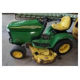 John Deere GT235 Mower