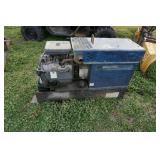 Miller Bobcat 225G AC/DC Welder 8000 Wt Generator