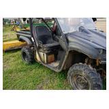 Rhino 660 ATV