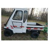 ATV with Dump Bed