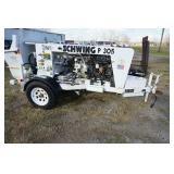 Schwing P305 Concrete Pump