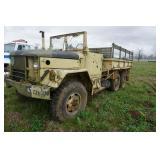 1967 Kaiser Jeep - 2.5 Ton Military Vehicle