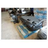 Pallet of Seats & Vehicle Panels