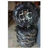 Tires / Rims for Canam Defender