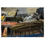 Misc Tools, Table Saw, Antique Shingle Cutters, Ec
