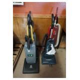 Four Vacuum Cleaners
