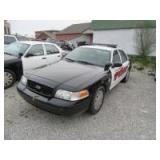 2011 FORD CROWN VICTORIA - CH