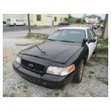 2009 FORD CROWN VICTORIA - CH