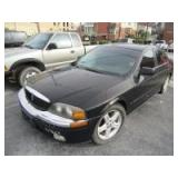 2002 LINCOLN LS - CH