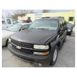 2002 CHEVY TAHOE - CH