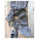 BACKPACK - 1 FANNY PACKS - VEST - H35