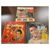 3 ELVIS VINYL ALBUMS - OF
