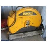 DEWALT CHOP SAW - H18