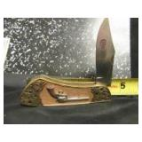 FRANKLIN MINT COLLECTOR KNIFE - OF