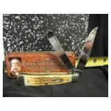 CASE XX 2 BLADE POCKET KNIFE - OF