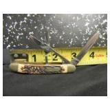 UNCLE HENRY SCHRADE POCKET KNIFE - OF