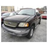 2003 FORD F150 LARIAT PICKUP - CH