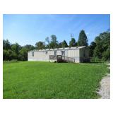 Mobile Home-Lot and Personal Property at Absolute Auction