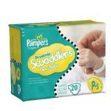 Pampers Swaddlers Size Preemie Mini Pack 20