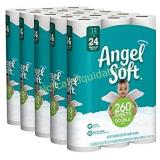 Angel Soft Toilet Paper, 60 Double Rolls, 60 =