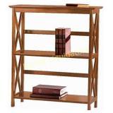 """Montego 2 shelf Bookcase, WALNUT. 34.5""""H x 29.5""""W"""