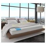 Memory Foam Mattress Topper – 2 Inches Thick with