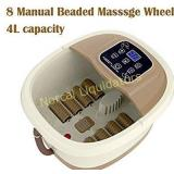 *All in One Foot Spa Bath Massager 8 Rollers